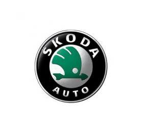 Nálepka na puklicu Škoda