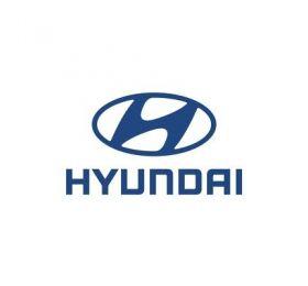Nálepka na puklicu Hyundai