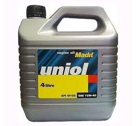 Madit Uniol 15W-40 4l