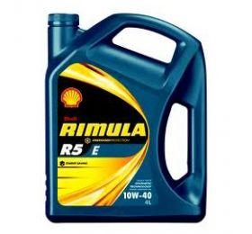 Shell Rimula Super R5E 10W-40 4l